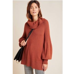 NWT-Anthro By Anthropologie Paloma Knit Tunic
